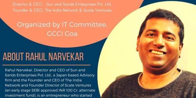 Interactive Session with Rahul Narvekar
