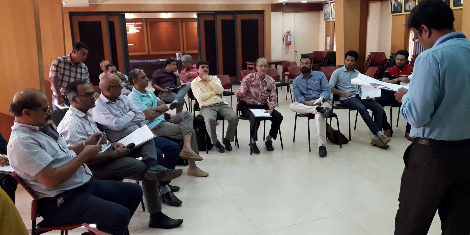 GCCI Trade & Commerce in association with  S.S. Dempo College of Commerce & Economics  on 7th February, 2019 met with Goan Retailers & Traders from various sectors for inputs on formulation of Goa's Retail Policy
