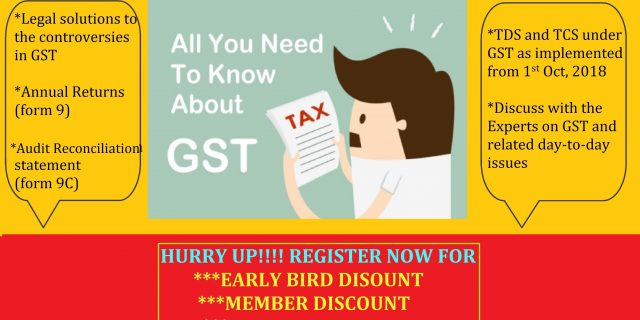 GST – THE FALLOUT