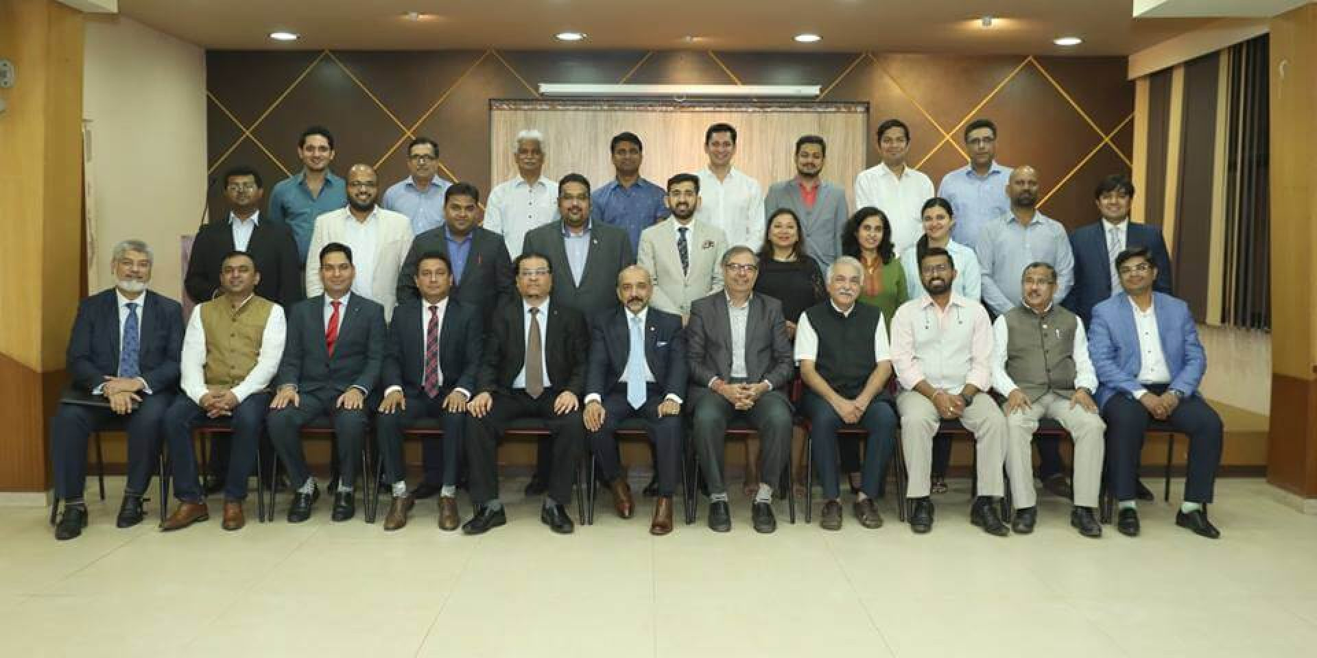 Members of Indo-Canada Chamber of Commerce on their maiden visit to GCCI Goa on 21st Feb.