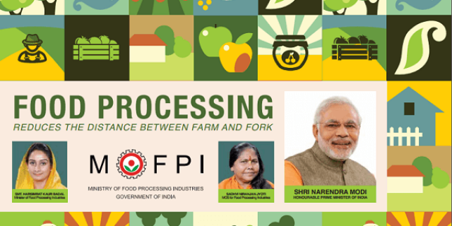 SAMPADA Schemes of Ministry of Food Processing Industries – Orientation of Food Processing Companies in Goa – modalities of YES BANK